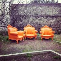 Photo taken at Fondation Cartier pour l'Art Contemporain by Gisele C. on 3/10/2013