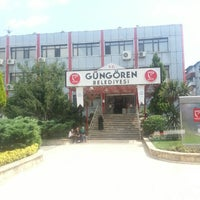 Photo taken at Güngören Belediyesi by Mahmut U. on 7/25/2013