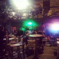 Photo taken at Pembe Kaval Bar by Stavroula on 8/24/2013