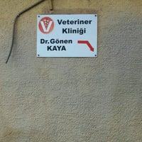 Photo taken at Gonen Kaya Veteriner by Beyza K. on 11/19/2016