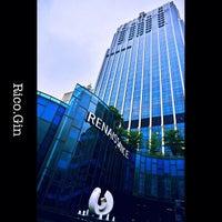 Photo taken at Renaissance Bangkok Ratchaprasong Hotel by 鈺海 金. on 9/13/2013