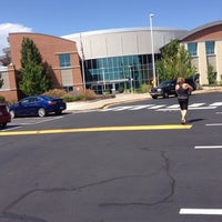 Photo taken at Highlands Ranch Library by Chris N. on 8/30/2013