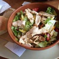 Photo taken at Panera Bread by Bruna V. on 8/5/2013