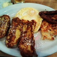 Photo taken at Toast Eatery by Patrick P. on 11/25/2012