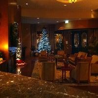 Photo taken at Hotel Metro by Shaina B. on 12/3/2012