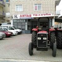 Photo taken at Antaş Traktör by Batuhan Ö. on 5/13/2016