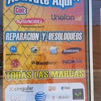 Photo taken at soluciones moviles by Martin F. on 7/30/2013