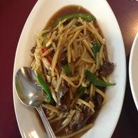 Photo taken at Amarit Thai Restaurant by Beata Y. on 8/19/2013