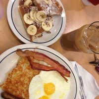 Photo taken at IHOP by Beata Y. on 8/18/2013
