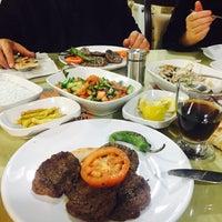 Photo taken at Meşhur Sivas Köftecisi by Merve A. on 2/14/2016