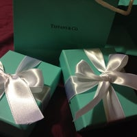 Photo taken at Tiffany & Co. by brandy g. on 8/21/2012