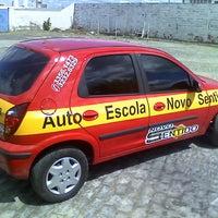 Photo taken at Auto Escola Novo Sentido Filial Morada Nova by Fabiano G. on 8/7/2013