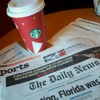 Photo taken at Starbucks by Adam F. on 11/9/2012