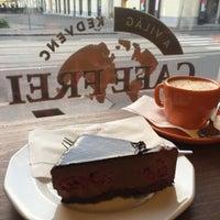 Photo taken at Café Frei by Özlem T. on 10/23/2016