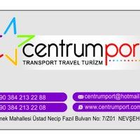 Photo taken at centrum port transport &travel by Edy K. on 9/9/2014