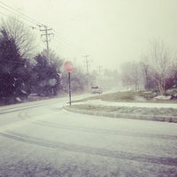 Photo taken at Conestoga Road by Michael L. on 12/26/2012