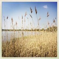 Photo taken at Blankensee by Tempus Fugit on 4/19/2014