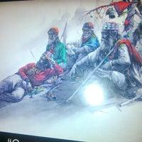 Photo taken at Mussawir Art Gallery by Tehzeeb A. on 1/7/2014