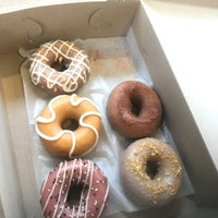 Photo taken at Du's Donuts And Coffee by Chad H. on 5/8/2017