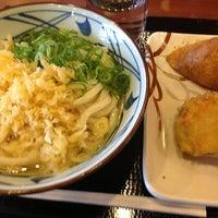 Photo taken at Marugame Seimen by wagurian on 2/17/2013