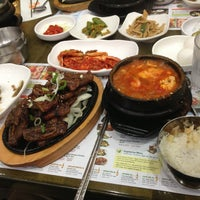 Photo taken at BCD Tofu House by Hun S. on 5/23/2013