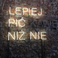Photo taken at Wesoła Cafe by Gerasimos G. on 7/2/2017
