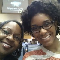 Photo taken at Word Of Faith International Christian Center by Kiesha S. on 5/11/2014