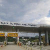 Photo taken at Plaza Tol Taman Rimba Templer by Zaimi C. on 5/26/2013