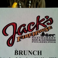 Photo taken at Jack's Firehouse by Calvin C. on 11/10/2012