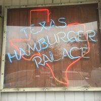Photo taken at Texas Hamburger Palace by Amy L. on 8/29/2016