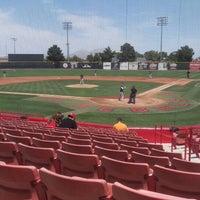 Photo taken at Earl E. Wilson Baseball Stadium by Brian C. on 5/15/2016