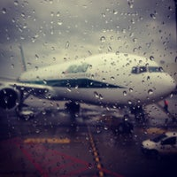 Photo taken at Milan Malpensa Airport (MXP) by Leslie Q. on 4/20/2013