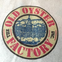 Photo taken at Old Oyster Factory by Doris C. on 7/25/2013