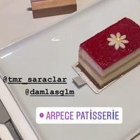 รูปภาพถ่ายที่ Arpège Patisserie โดย ☔️YAĞMUR☔️ เมื่อ 7/31/2018