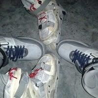 Photo taken at Tony's Skatepark by Bali I. on 9/2/2013