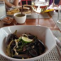 Photo taken at Soleado, cocina del mundo by Juan P. on 4/17/2017