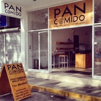 Photo taken at Pan Comido by Cesar G. on 8/12/2014