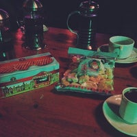 Photo taken at Cafe Bi-Melek by Betelgeuse S. on 11/16/2013