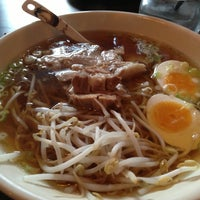 Photo taken at Ramen Bar by Mary S. on 7/30/2013