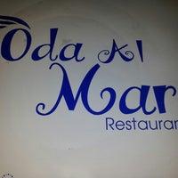 Photo taken at Oda Al Mar by Osvaldo H. on 2/2/2013