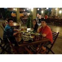 Photo taken at Telaga Seafood Restaurant by Deessyy K. on 10/18/2014