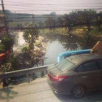 Photo taken at Ramaburin Resort by Saimon S. on 1/25/2014