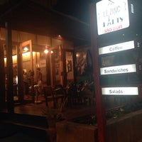 Photo taken at LE ZING CAFÉ by Vee K. on 6/27/2014