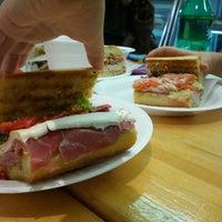 Photo taken at Buon Appetit by Patrick H. on 11/9/2013
