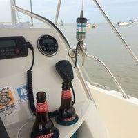 Photo taken at Dewees Island by David H. on 7/19/2014