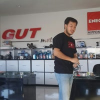 Photo taken at GUT motor sport by Paulus E. on 6/30/2014