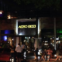 Photo taken at Aero Beer by Emerson N. on 5/8/2014