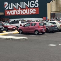 Photo taken at Bunnings Warehouse by Dany H. on 1/1/2015