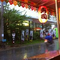 Photo taken at ซูชิ 5 บาท เจ็ดยอด by Show C. on 7/24/2013
