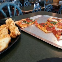 Photo taken at Round Table Pizza by Bruce K. on 8/13/2013